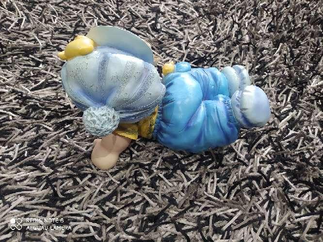 Imagen producto Figura / Hucha de bebé de 25 cm 2