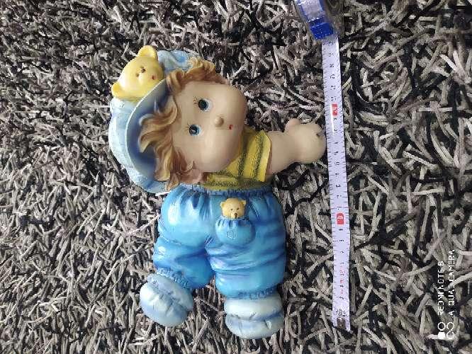 Imagen producto Figura / Hucha de bebé de 25 cm 4