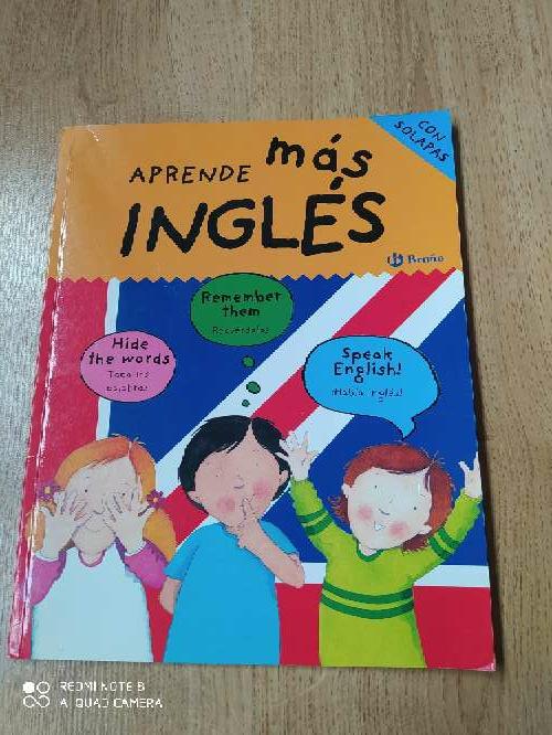 Imagen Aprende más inglés