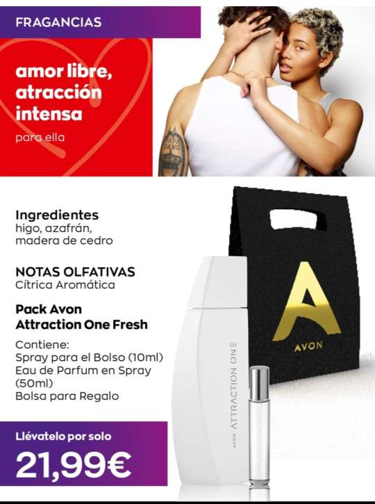 Imagen producto Perfume chica  2