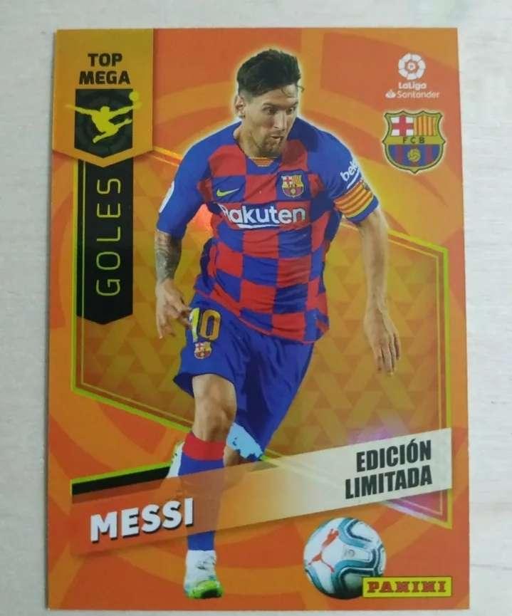 Imagen Messi edición limitada.