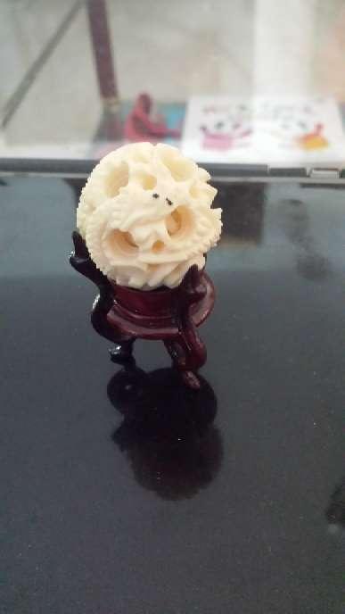 Imagen Miniatura bola de la fortuna Dragon de dos cabezas