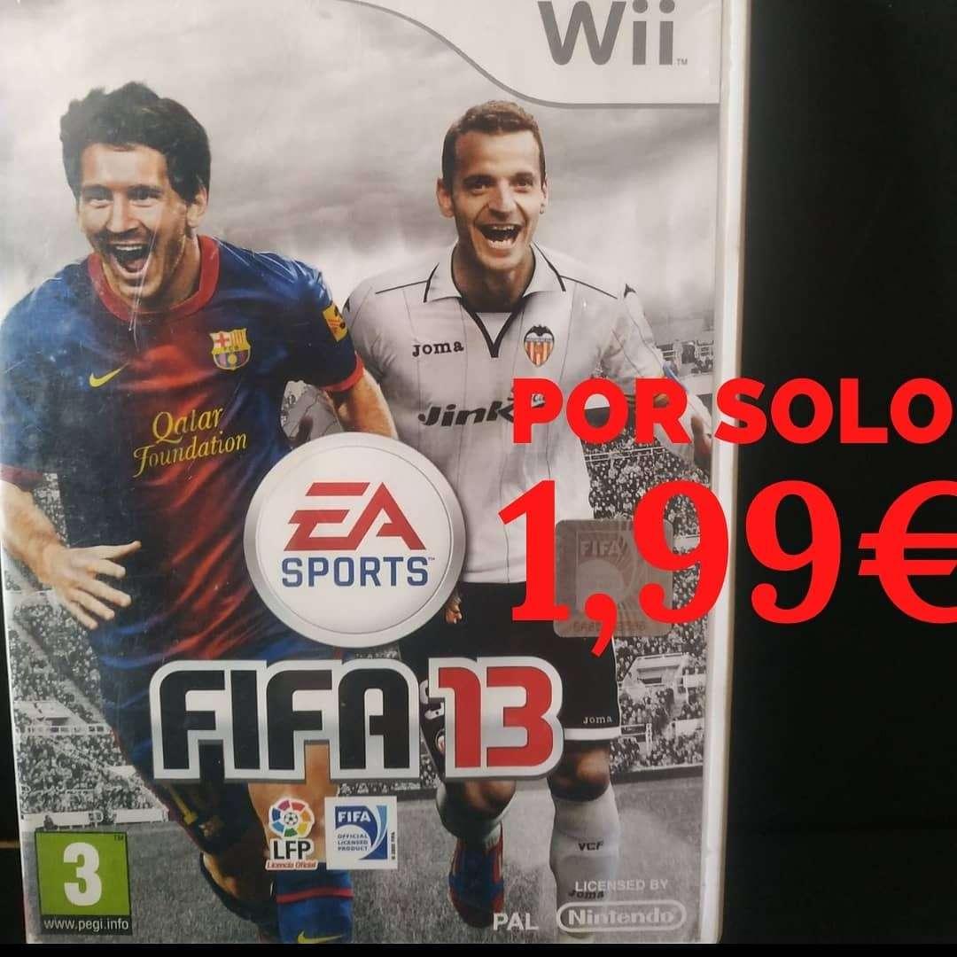 Imagen Fifa 13 Wii