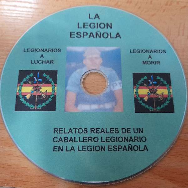 Imagen cd audio legion española
