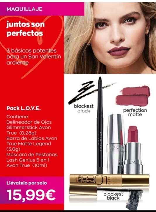 Imagen producto Maquillaje  para ponerse Vella para San Valentín 9