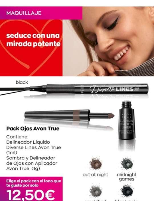 Imagen producto Maquillaje  para ponerse Vella para San Valentín 7