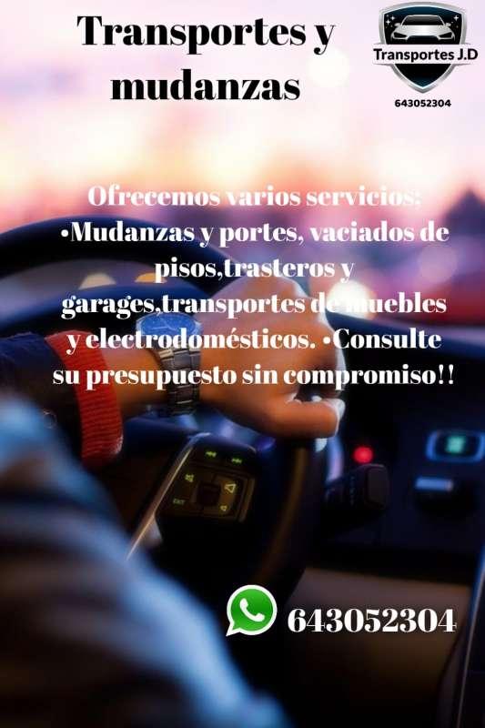Imagen producto El transportista j.d 1