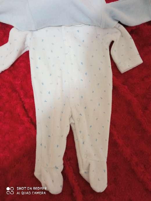 Imagen Pijamas de bebes con etiquetas 0-3 meses