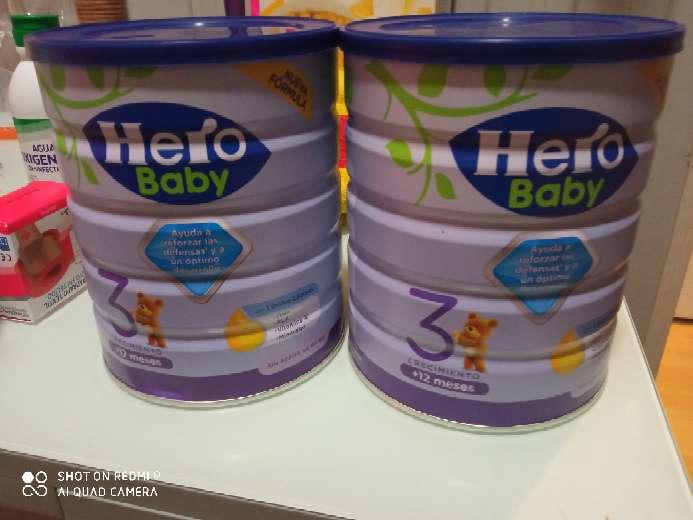 Imagen Leche de hero baby 3