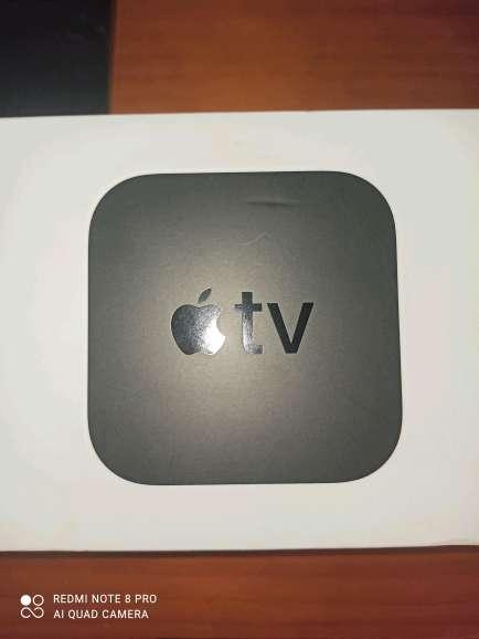 Imagen Apple TV 4 generación, 1080h . Precio negociable. Estado del producto nuevo.