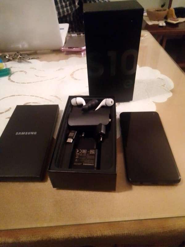Imagen producto Samsung Galaxy s10e 128gb dual sim 2