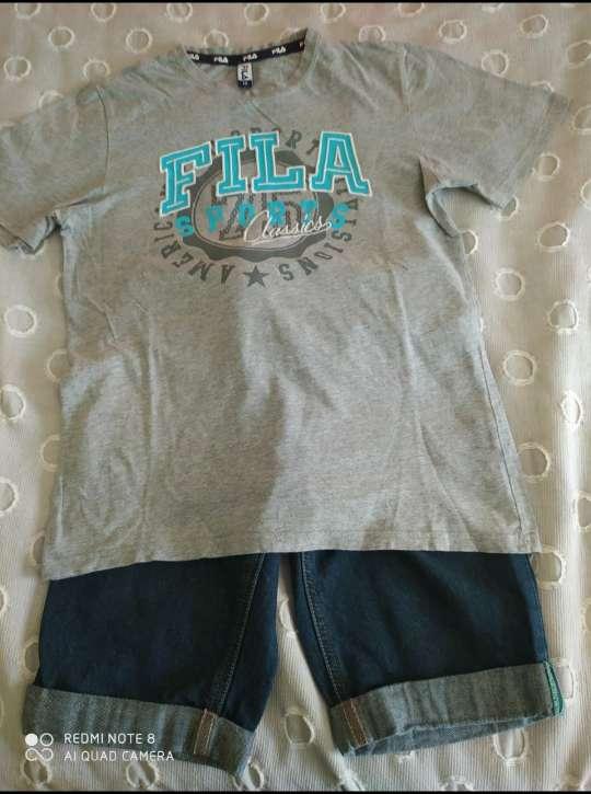 Imagen Lote pantalón y camiseta 12 años