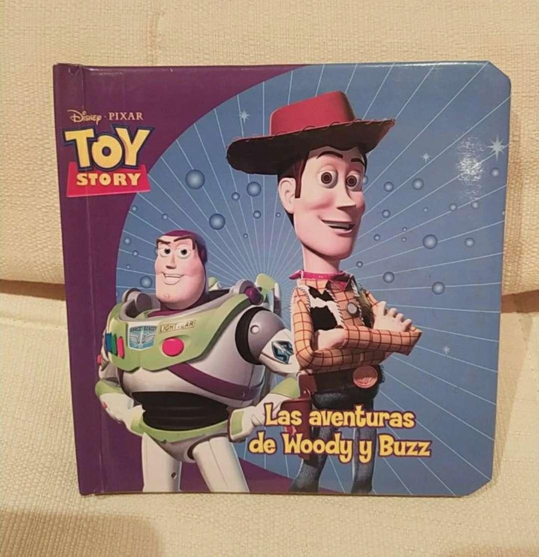 Imagen Toy Story: Las aventuras de Woody y Buzz.