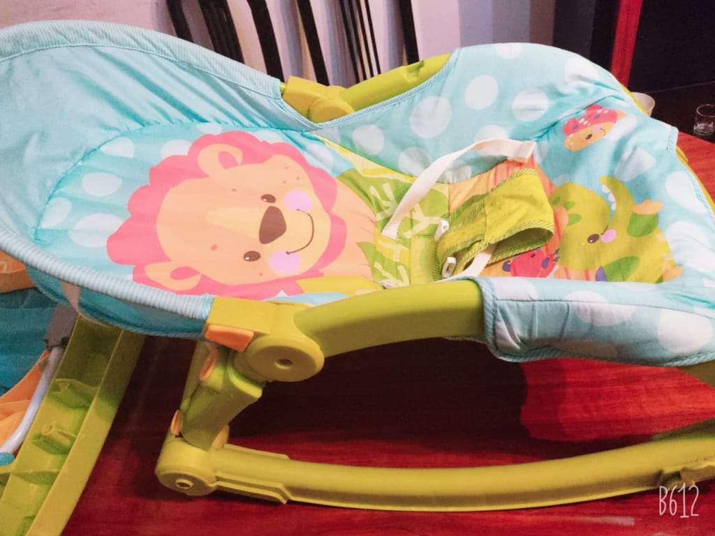 Imagen producto Vendo artículos de bebe 2