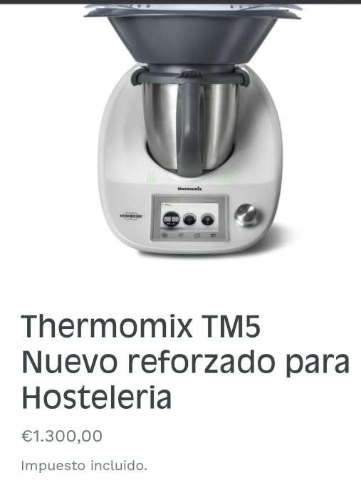 Imagen termomix tm5