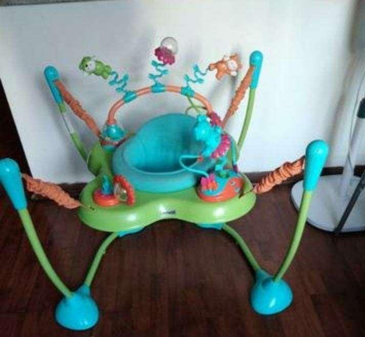 Imagen producto Saltarín, silla vibradora y Sandalia. 2