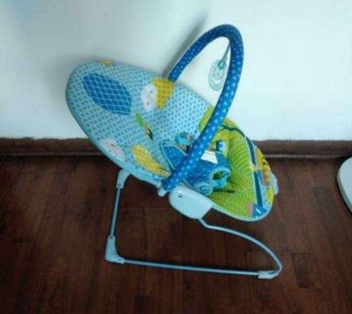 Imagen producto Saltarín, silla vibradora y Sandalia. 5