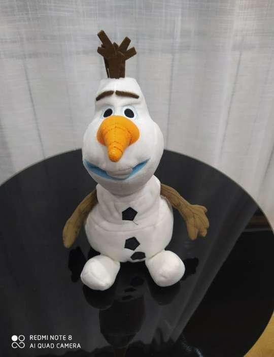 Imagen Peluche Olaf de Frozen
