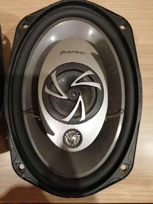 Imagen producto Equipo de música para coche 2