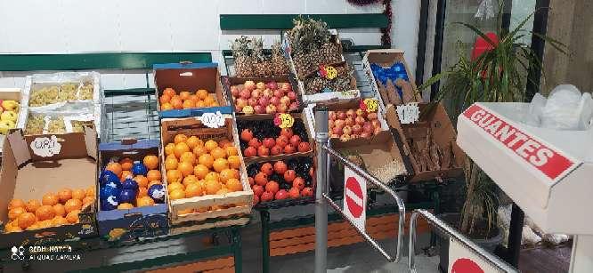 Imagen producto Traspaso frutería y alimentación 2