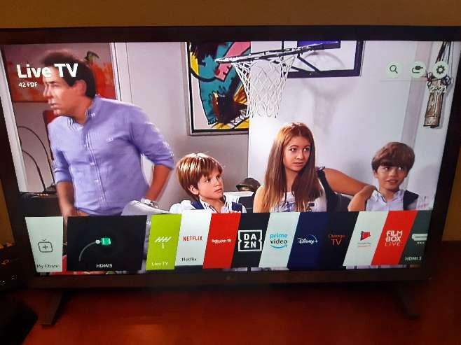 Imagen Smart TV (4K)