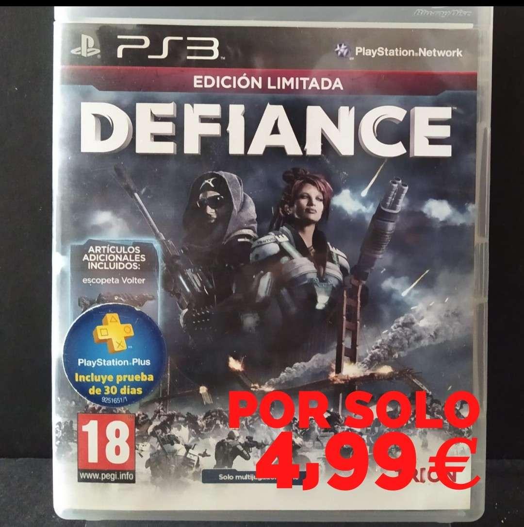 Imagen Defiance PS3