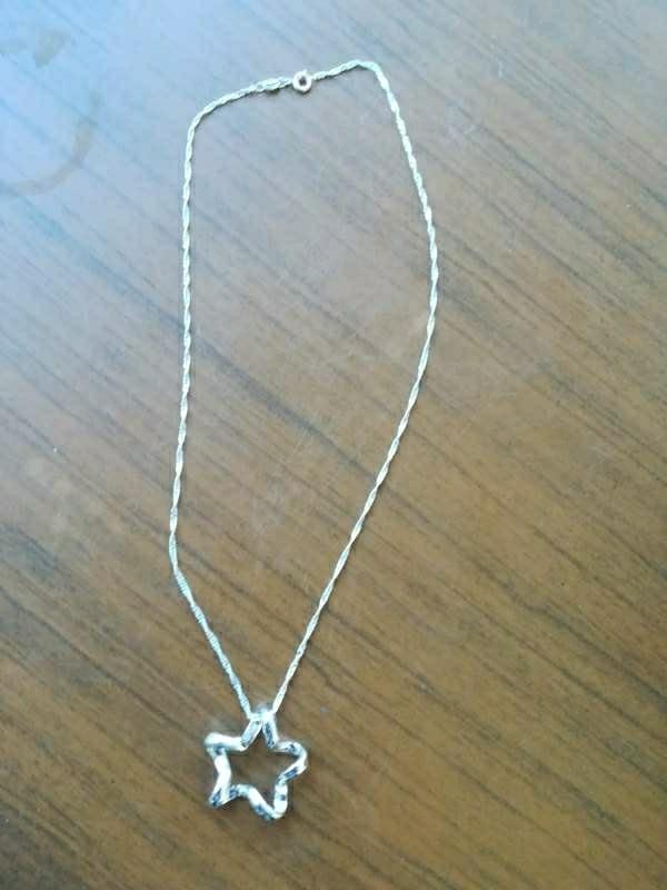 Imagen producto Collar plata 2