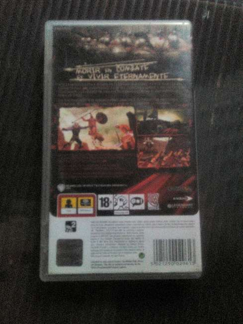 Imagen producto PSP 300 March to glory 3