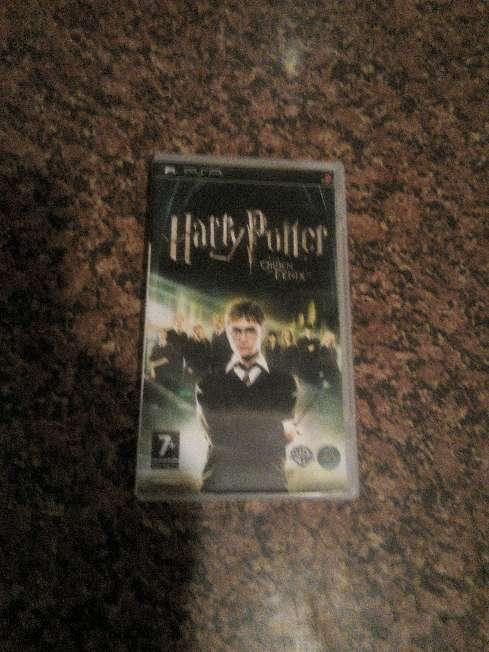 Imagen PSP Harry Potter y la orden del Fénix