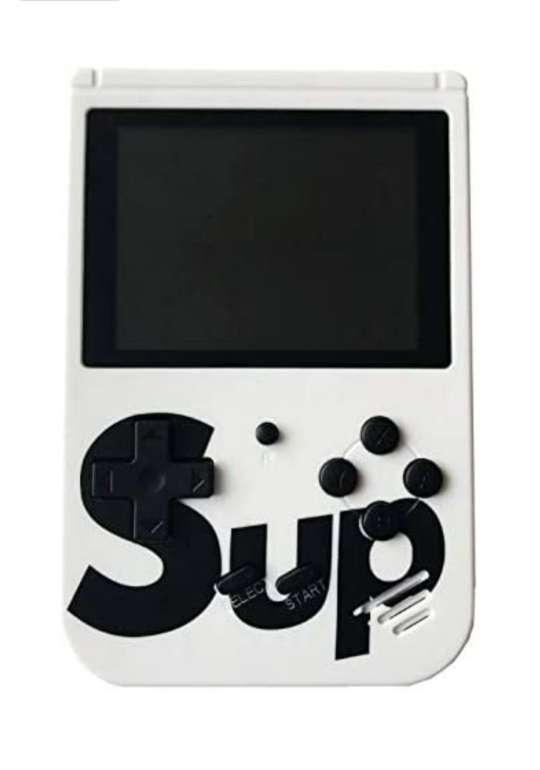 Imagen Consola retro 400 juegos. Batería de litio.