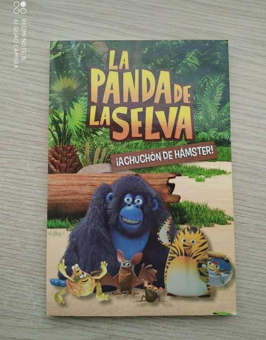 Imagen Lote 2 libros de La panda de la selva