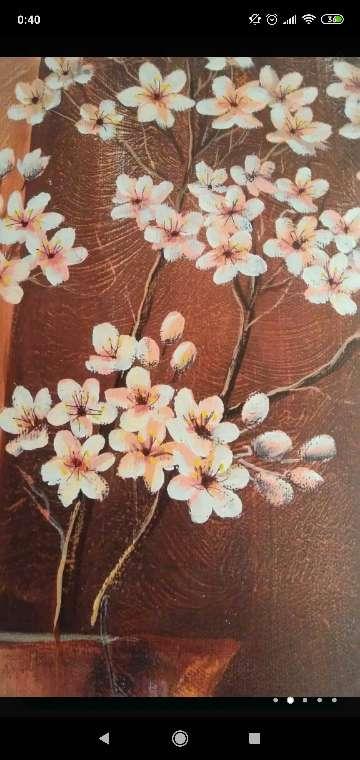 Imagen Cuadro floral
