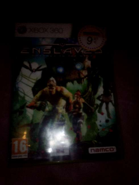 Imagen enslaved Odyssey to the west