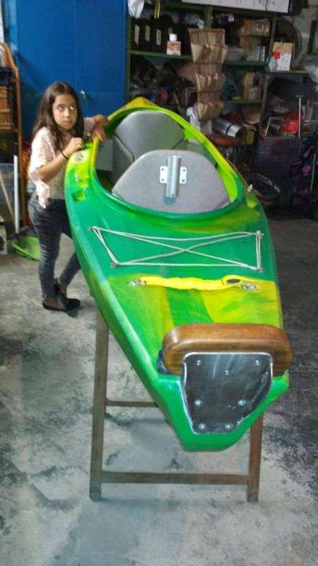 Imagen kayak doble para pesca