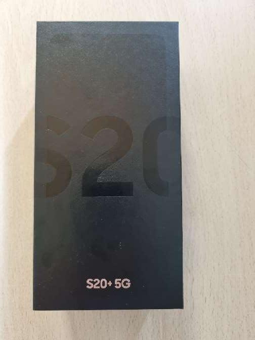Imagen Samsung Galaxy S20+ 5G 128gb