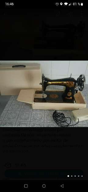 Imagen producto Máquina de coser 2