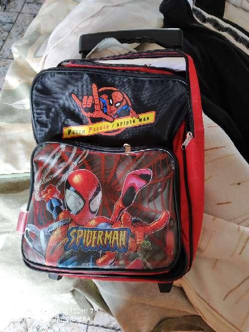 Imagen producto Botas montaña y mochila Spiderman 2