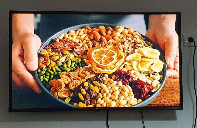 Imagen producto Televisión 43 UHD 4k con comando voz  2