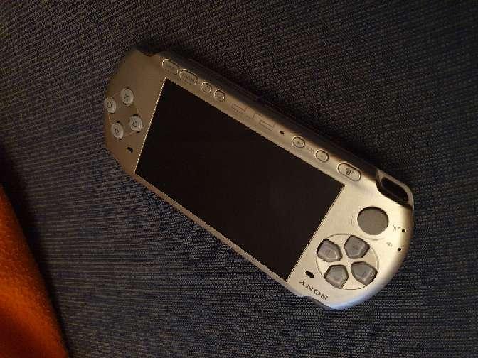 Imagen PSP + 9 JUEGOS