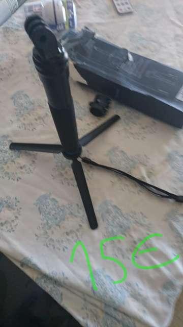 Imagen Trípode para cámara GoPro
