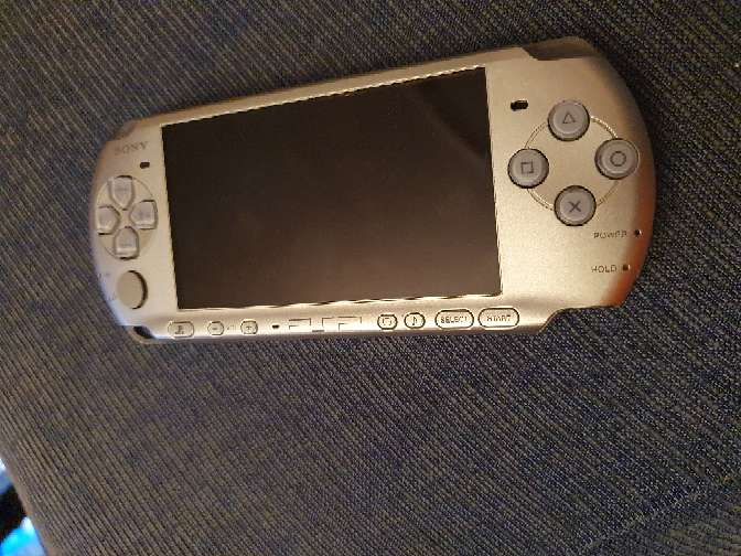 Imagen producto PSP + 9 JUEGOS 2