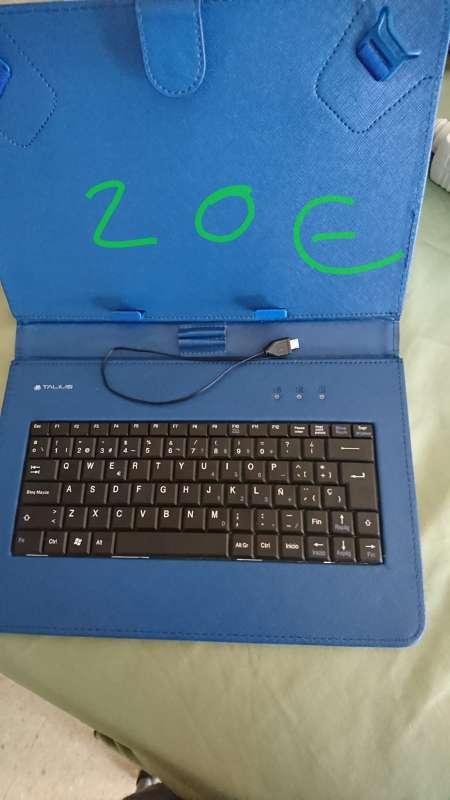Imagen Funda de table con teclado 10,,