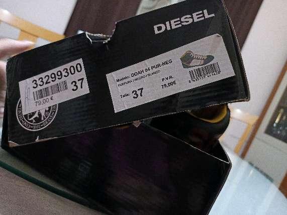 Imagen Zapatillas diesel