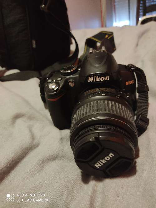 Imagen Nikon D3000