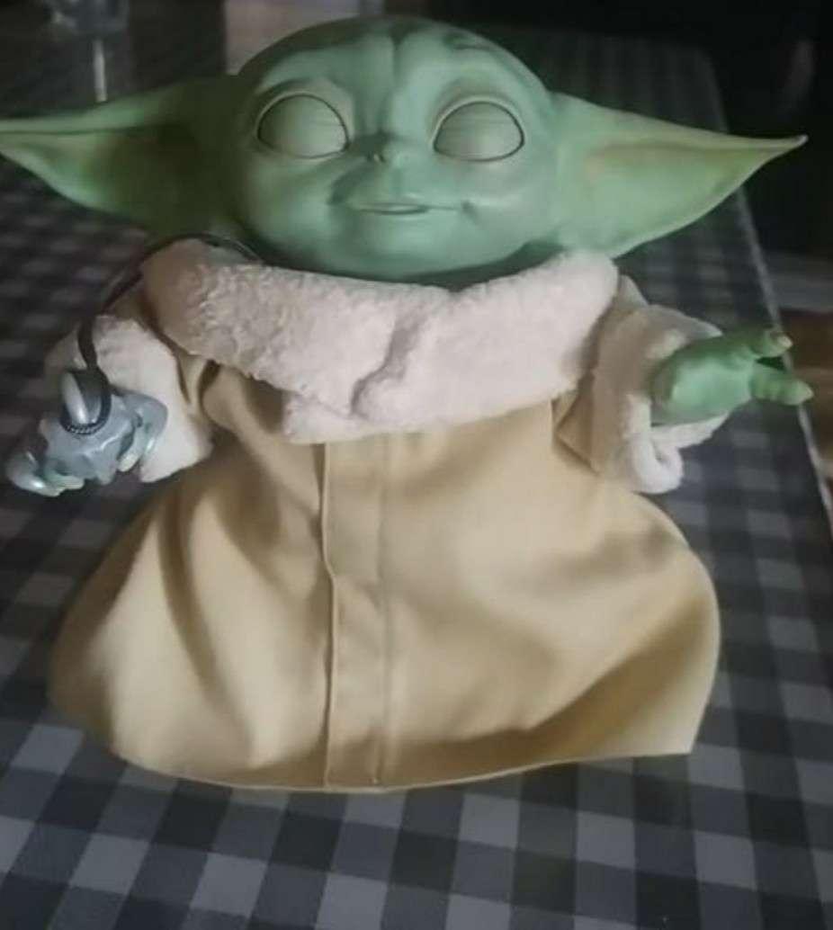 Imagen Baby Yoda The Mandalorian