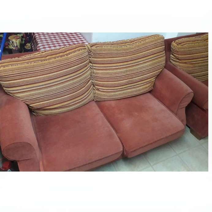 Imagen 2 sofás en perfectas condiciones