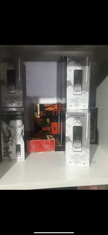 Imagen producto Perfumes de hombre y mujer 9