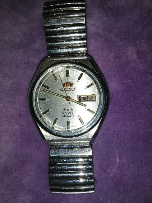 Imagen Reloj Orient Crystal 21 Jewels
