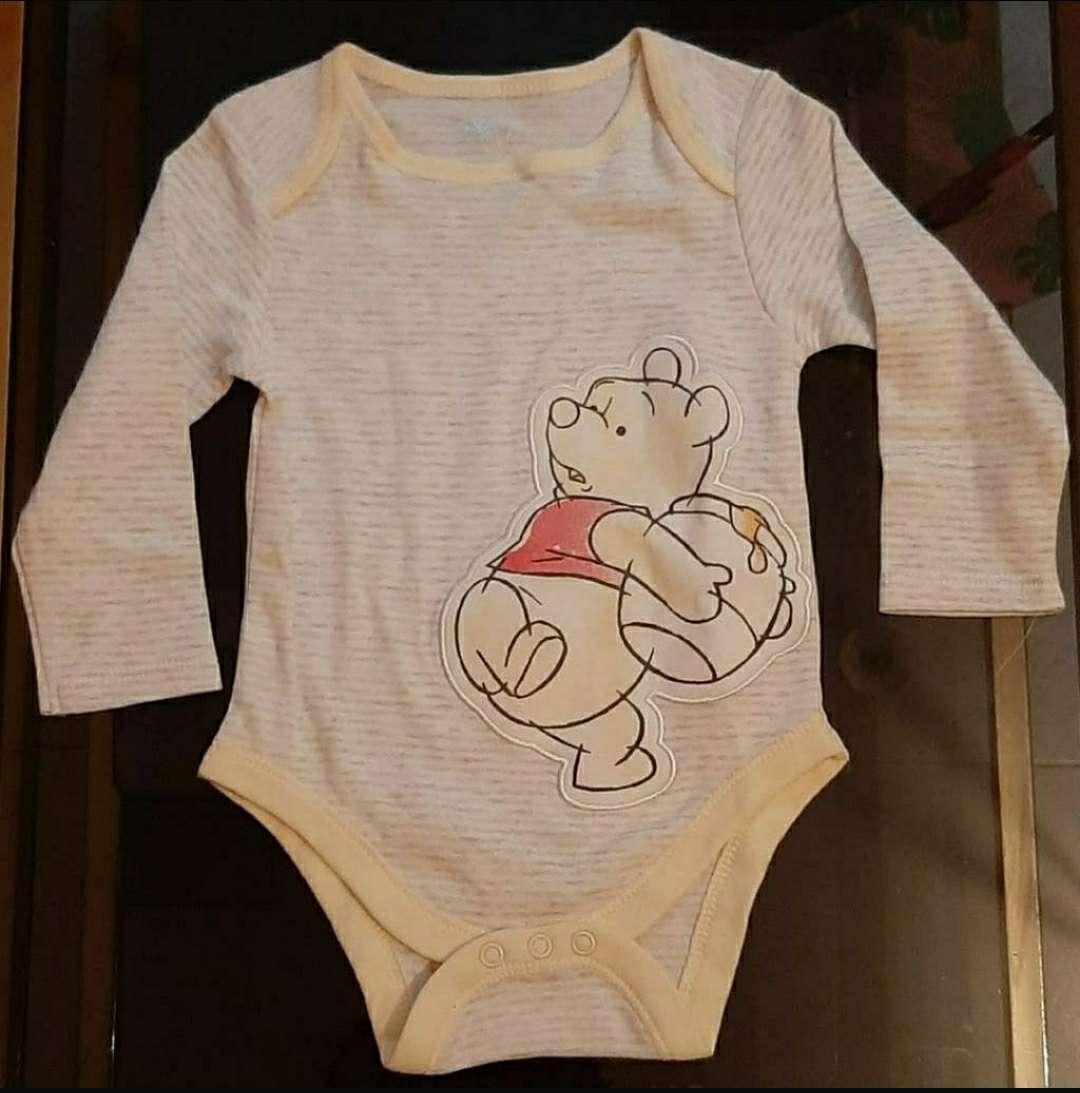 Imagen Bodies Infantil Winnie The Pooh Primark Nuevo a Estrenar 80cm