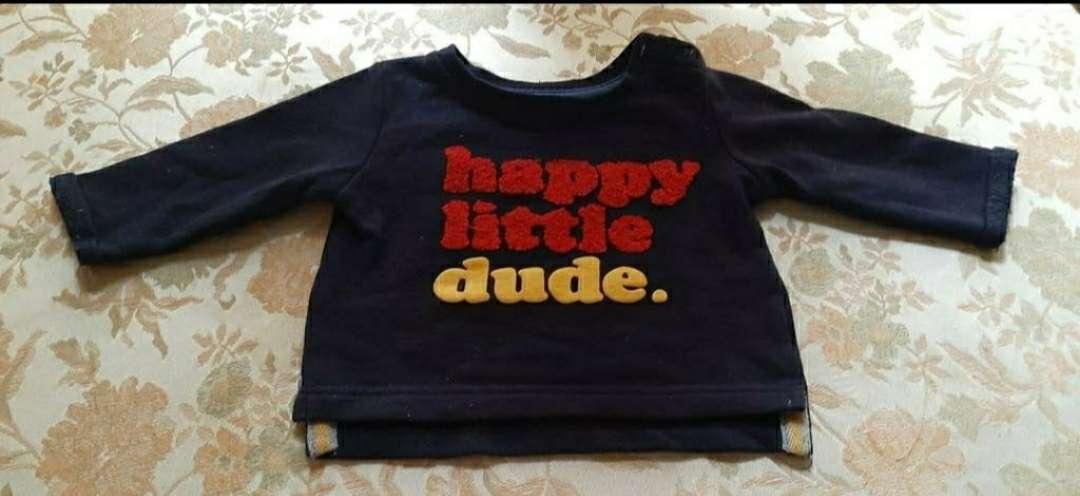 Imagen Sudadera Happy Little Dude Primark 62cm